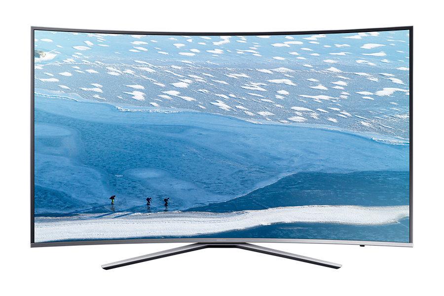 TV LED 55 SAMSUNG UE55KU6500 SMARTTV WIFI CURVA 4K