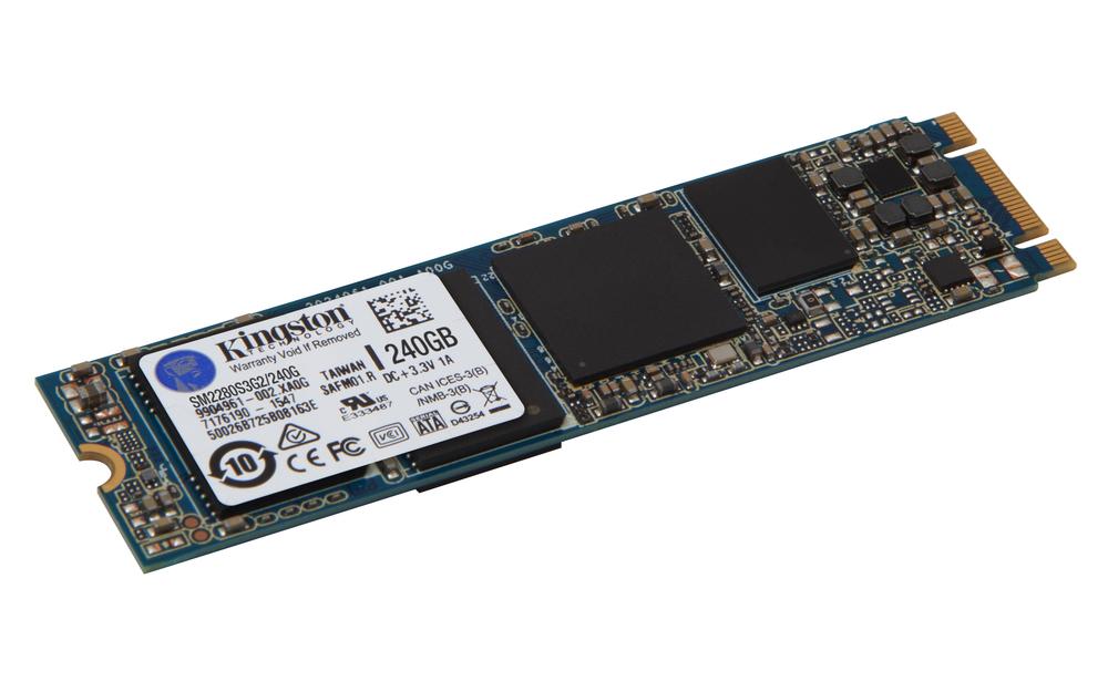 HD SSD M.2 240GB KINGSTON SSDNOW 2280