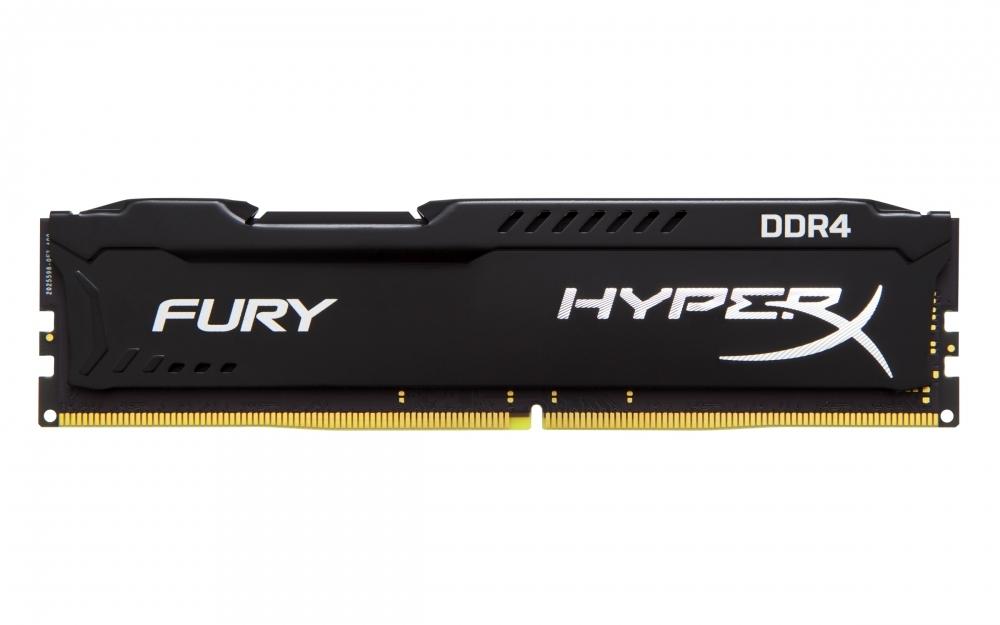 MODULO DDR4 16GB PC2400 KINGSTON HYPERX FURY BLACK