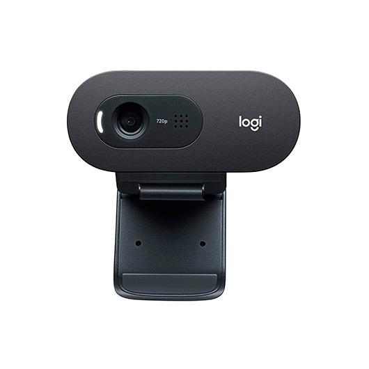 WEBCAM LOGITECH C270-HD 3MPIX NEGRA USB2.0 WER