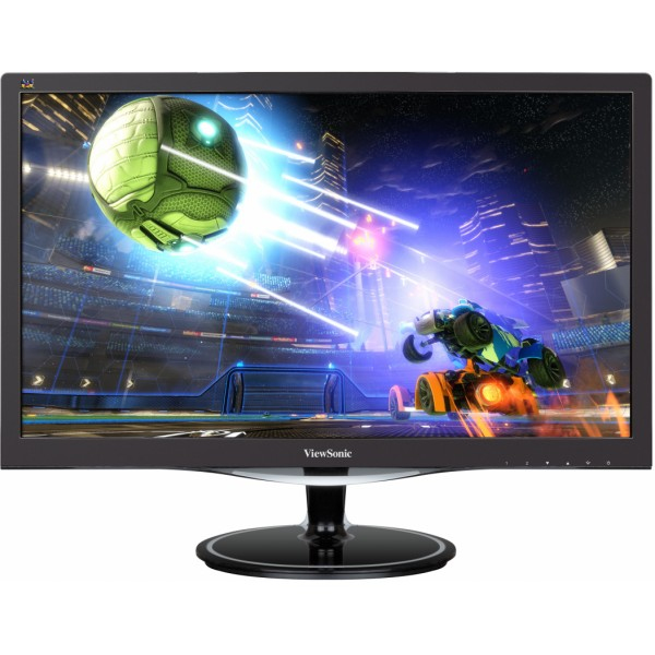 "Monitor Led 24"" Viewsonic Vx2457-Mhd Mmedia Hdmi"