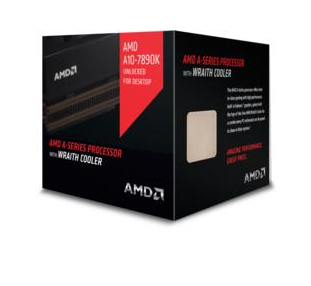 CPU AMD FM2+ A10-7890K 4X4.1GHZ/4MB BOX