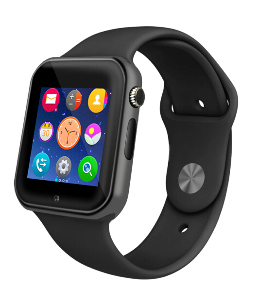 SMARTWATCH SWISS SMART LEMAN 1.55  3G NEGRO