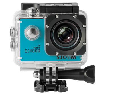 CAMARA VIDEO SJCAM SJ4000 WIFI BLUE V2.0