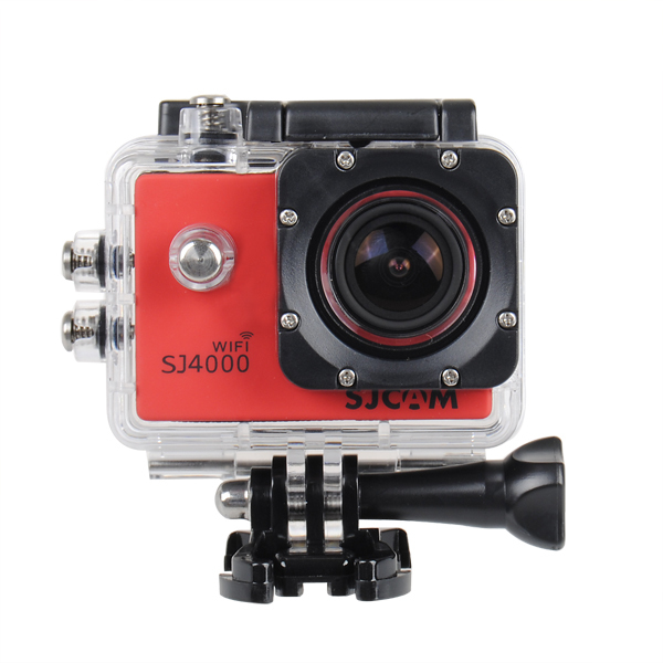 CAMARA VIDEO SJCAM SJ4000 WIFI RED V2.0