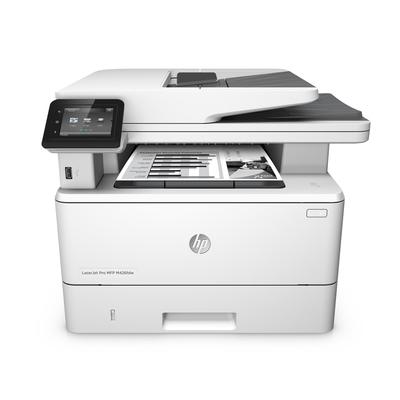 Equipo Multifuncion HP LaserJet Pro MFP M426fdn Negro