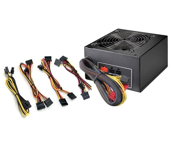 FUENTE ATX 800W L-LINK LL-PS-850-80+ BRONZE MODULA