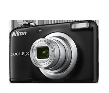 Camara Nikon Coolpix A10 Negra+Funda
