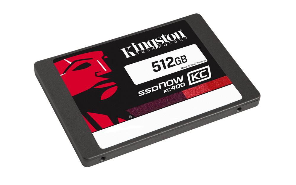 HD 2.5  SSD 512GB KINGSTON KC400 SSDNOW KC