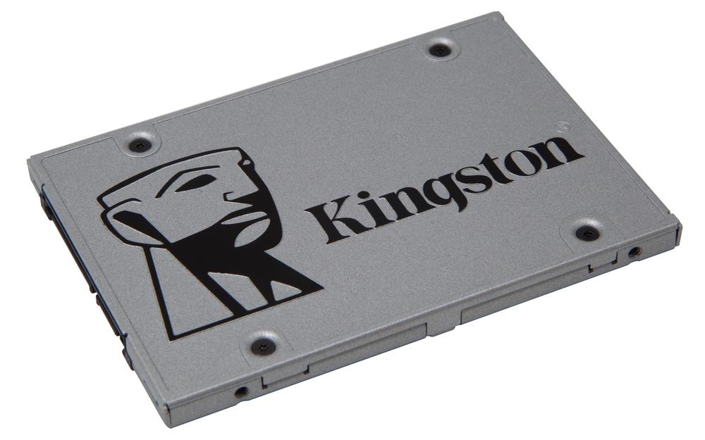 HD 2.5 SSD 120GB SATA3 KINGSTON SSDNOW UV400 KIT
