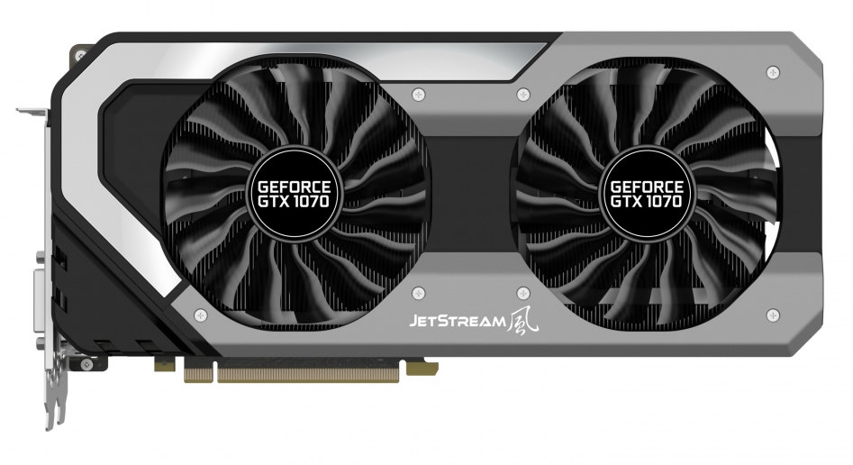 VGA PALIT GTX 1070 JETSTREAM 8GB GDDR5X