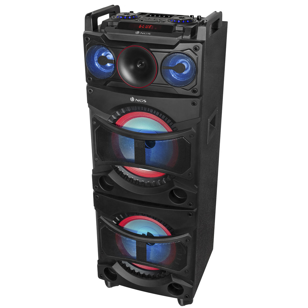 ALTAVOZ NGS WILDHOUSE SUBWOOFER 360W