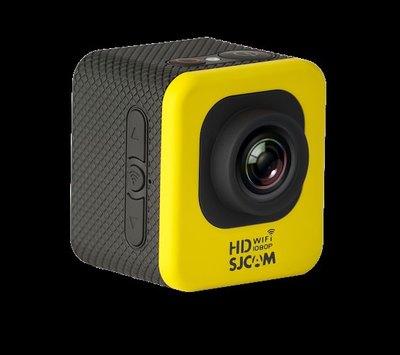 CAMARA VIDEO SJCAM M10 WIFI YELLOW V2.0