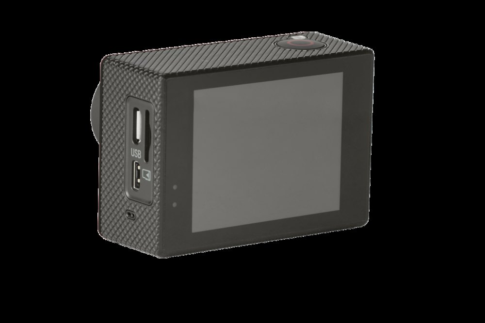 CAMARA VIDEO SJCAM SJ5000 WIFI BLACK V2.0 - 1080P-30FPS/14MPX/LCD 2 /INCLUYE ACCESORIOS