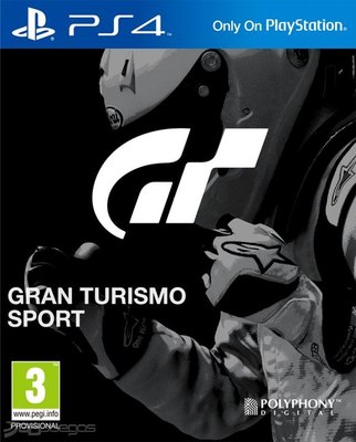 GT SPORT ESTANDAR EDITION PS4