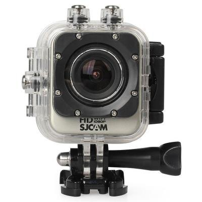 CAMARA VIDEO SJCAM M10 WIFI SILVER V2.0 - 1080P-30FPS/12MPX/LCD 1.5 /PACK ESPAÑOL