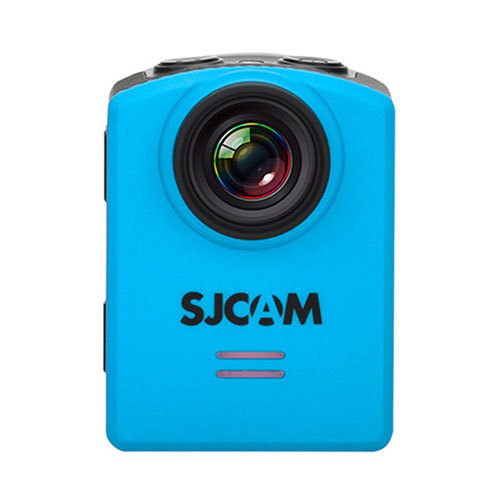 CAMARA VIDEO SJCAM M20 WIFI BLUE - 2K-30FPS/30Mt SUMERGIBLE/LCD 1.5 /54grs/90 BATERI
