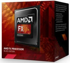 AMD Black Edition AMD FX 8350 / 4 GHz procesador