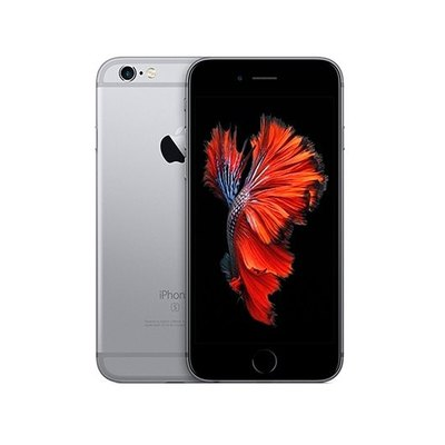 Apple iPhone 6s - gris espacio - 4G LTE, LTE Advanced - 32 GB - CDMA / GSM - teléfono inteligente