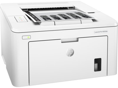 HP Impresora Multifinción Laser monocoromo Laserjet M203DN G3Q46A