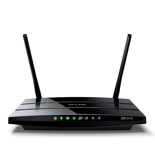 WIRELESS-ROUTER-DUAL-TP-LINK-AC1200