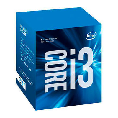 Intel Core i3 7100 / 3.9 GHz procesador