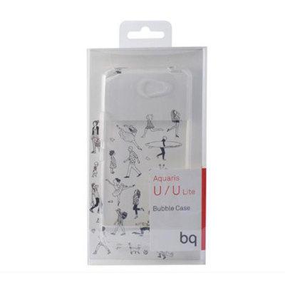 bq Bubble - carcasa trasera para teléfono móvil