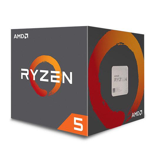 PROCESADOR AMD AM4 RYZEN 5 1600 6X3.6GHZ/16MB BOX