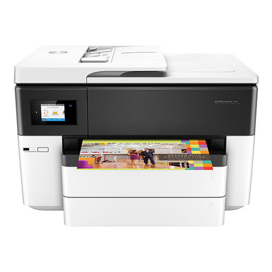 Impresora Hp Multifuncion Officejet Pro 7740Fw A3+