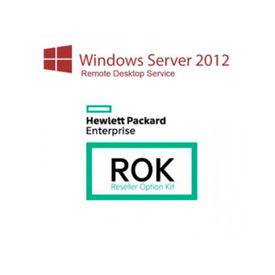 Microsoft Windows Remote Desktop Services 2012