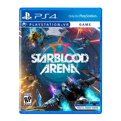 JUEGO PS4 VR - STARBLOOD ARENA VR
