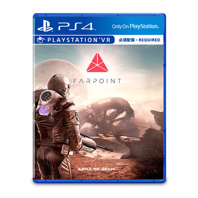 FARPOINT (PS4) VR/SPA