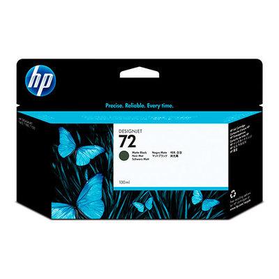 HP 72 - negro mate - original - cartucho de tinta