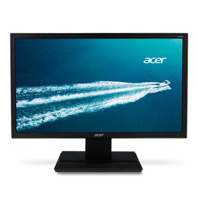 Acer V206HQLAb - monitor LED - 19.5""