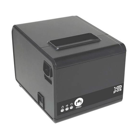 Tpv Impresora Tickets Termica 10Pos Rp-10N Negra