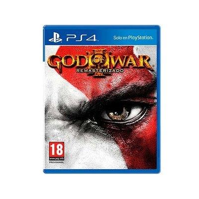 God of War III Remastered - Sony PlayStation 4