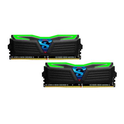 MODULO MEMORIA RAM DDR4 16GB (2X8GB) PC2400 GEIL SUPER LUCE