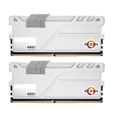 GeIL EVO X - AMD Edition - DDR4 - 8 GB: 2 x 4 GB - DIMM de 288 espigas - sin búfer