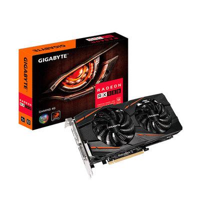 Gigabyte Radeon RX 580 Gaming 4G - tarjeta gráfica - Radeon RX 580 - 4 GB