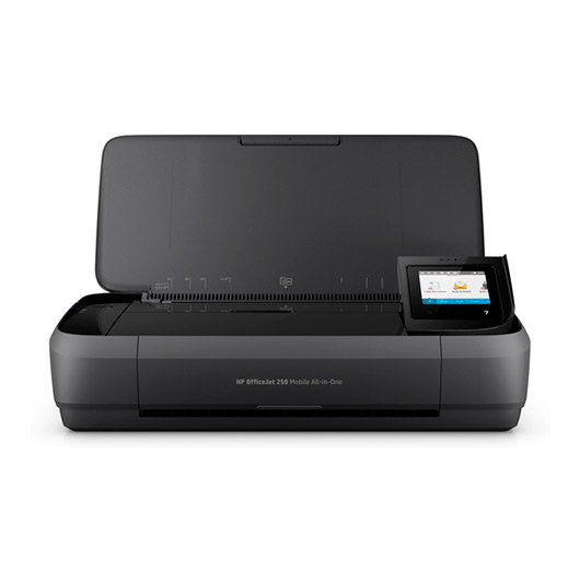 Impresora Hp Multifuncion Officejet 250 Portatil