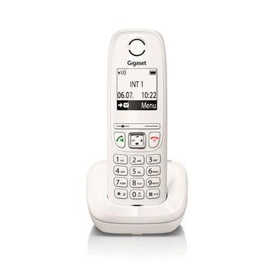 Gigaset AS405 - teléfono inalámbrico con ID de llamadas