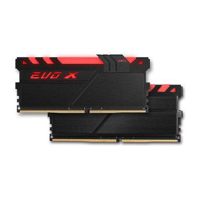 GeIL EVO X - DDR4 - 16 GB: 2 x 8 GB - DIMM de 288 espigas - sin búfer