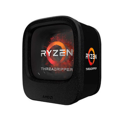 AMD Ryzen ThreadRipper 1900X / 3.8 GHz procesador