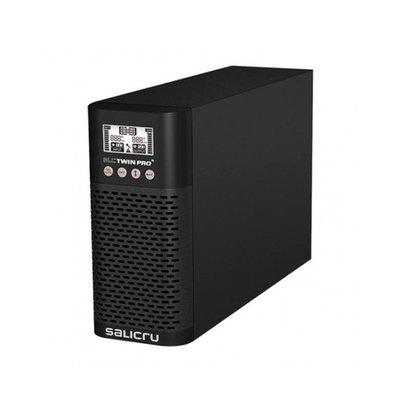 SAI SLC-1000-TWIN PRO2 1000VA  ACCS/900W ON-LINE SCHUKO