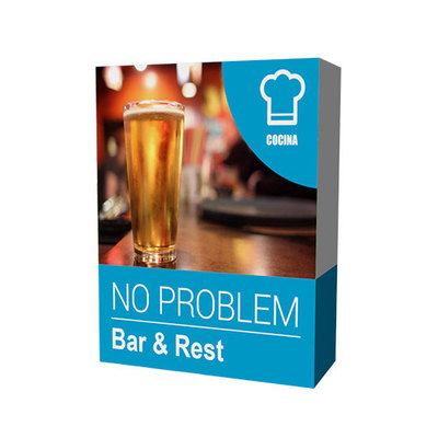 TPV SOFTWARE NO PROBLEM BAR REST COCINA ILIMITADA