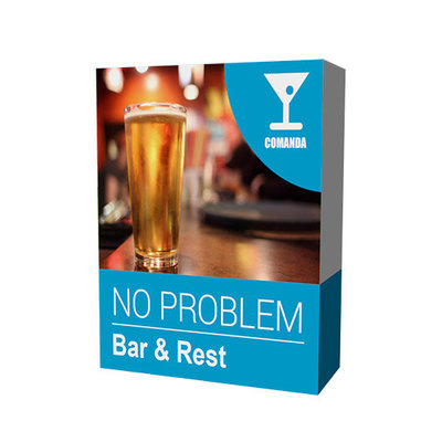 TPV SOFTWARE NO PROBLEM BAR REST COMANDA ILIMITADA