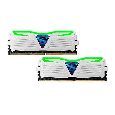 MODULO MEMORIA RAM DDR4 8GB (2X4GB) PC2400 GEIL SUPER LUCE
