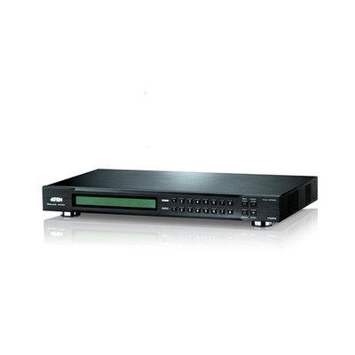 ATEN VanCryst 8x8 HDMI Matrix Switch with Scaler VM5808H - interruptor de vídeo/audio - montaje en rack
