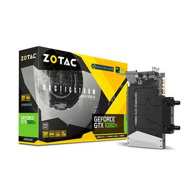 VGA ZOTAC GTX 1080 TI ARTIC STORM MINI 11GB GDDR5X