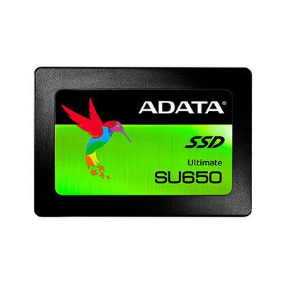 ADATA Ultimate SU650 - unidad en estado sólido - 120 GB - SATA 6Gb/s